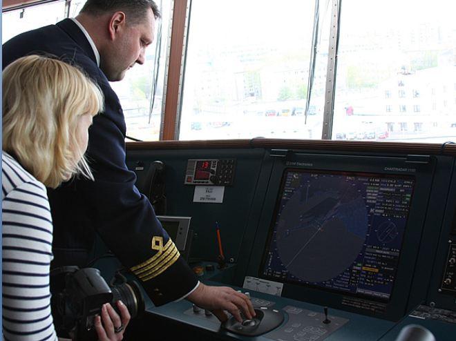 Практика Морская Академия Щецин, Польша