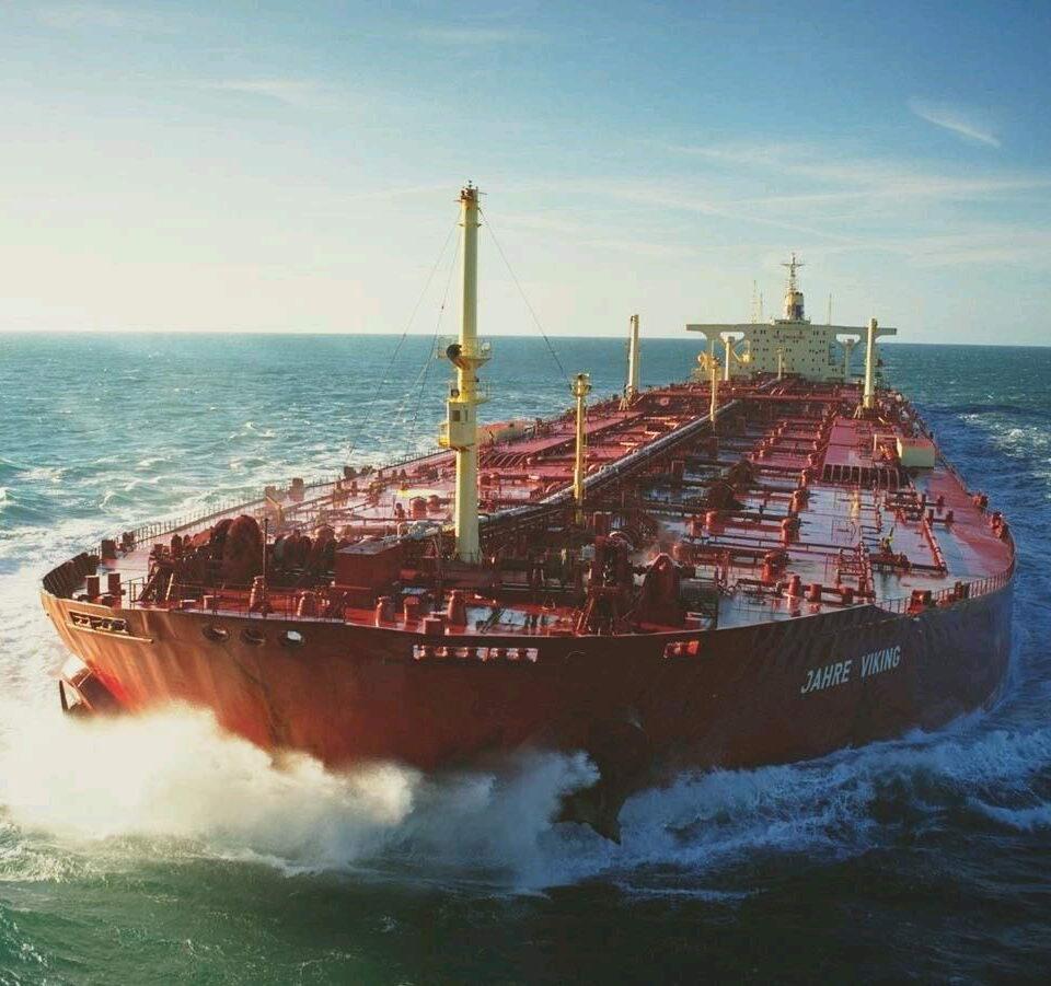 Работа в море