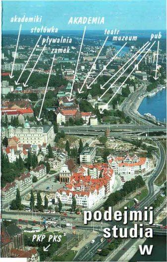 Щецин Польше