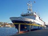 Навигатор - судно при Щецинской Морской Академии