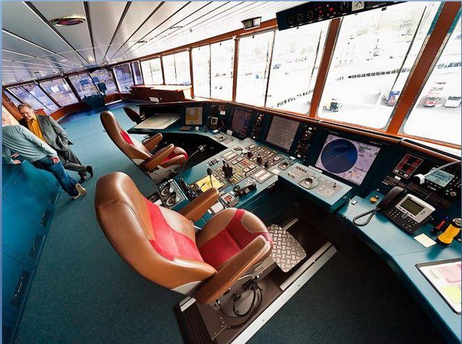 Стажировка Морская Академия Щецин