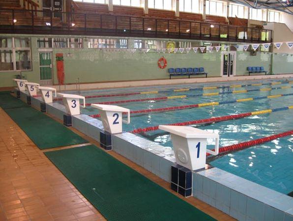Морская Академия Щецин бассейн
