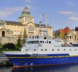 Щецинская Морская Академия в Польше